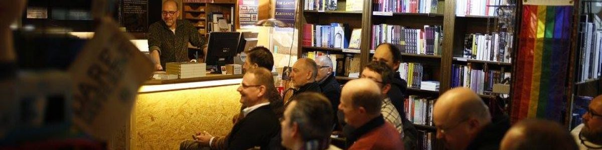 The Best Independent Bookstores in Antwerp