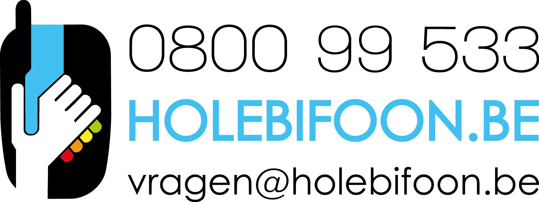 holebifoon Opvang- en infolijn voor iedereen met vragen over holebiseksualiteit. Ook een meldpunt voor discriminatie. Je kan er anoniem en gratis je verhaal, vragen, vreugde, verdriet kwijt. Contacteer hen via telefoon, chat of mail.